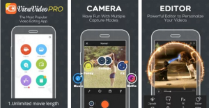 Phần mềm chỉnh sửa video trên Android
