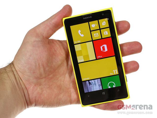 Nokia Lumia 1020 (2013)