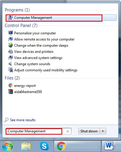 máy tính không nhận chuột