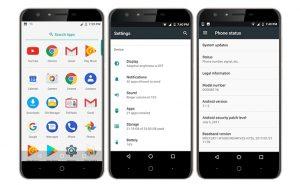 Hệ điều hành Android one