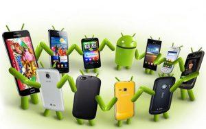 So sánh hệ điều hành Android và iOS