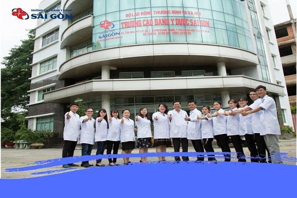 Cao đẳng Dược Sài Gòn tuyển sinh 2021 xét tuyển thẳng thí sinh đỗ tốt nghiệp